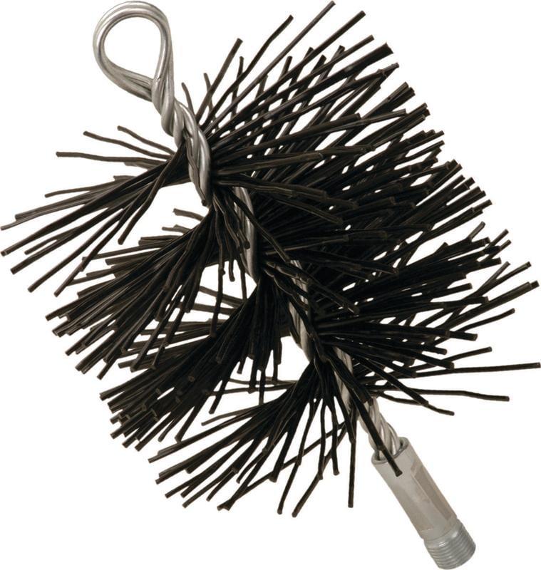 IMPERIAL MFG GROUP USA INC 8-Inch Black Polypropylene Chimney Brush BR0182