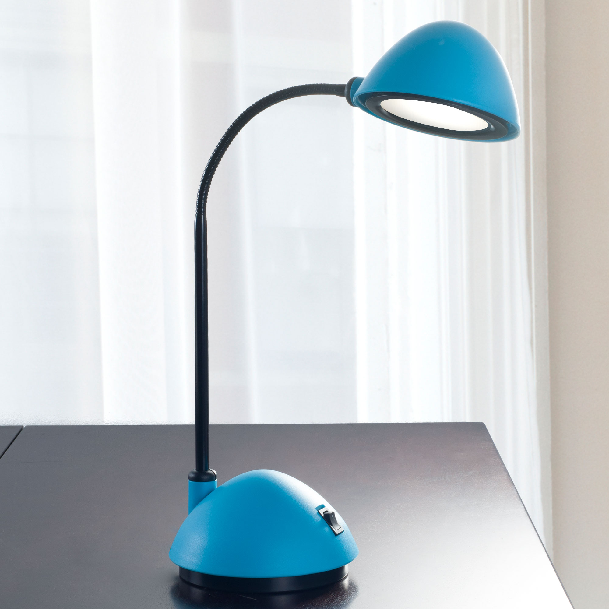 Lavish Home Bright Energy Saving LED Desk Lamp