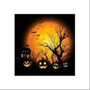 Trekshops Spooktacular Halloween' Sublimation Metal Profession/Commercial Wall Art