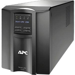 Remote Computer Monitoring - APC SMT1500C 1500VA Smart UPS LCD 120V with Remote Monitoring App