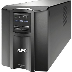 APC SMT1500C 1500VA Smart UPS LCD 120V with Remote Monitoring App