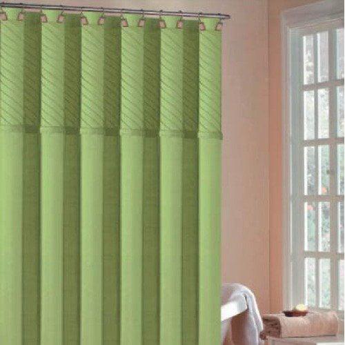 International annecy polyester pin tuck shower curtain walmart com