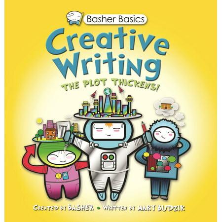 Basher Basics: Creative Writing](Creative Writing For Halloween)