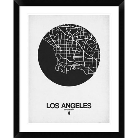 Naxart 'Los Angeles Street Map' Framed Graphic Art Print in Black on on corpus christi street map printable, yuma street map printable, key west street map printable, usa interstate road maps printable, glendale street map printable, flagstaff street map printable, oregon state map printable, la county city map printable, barcelona tourist map printable, wyoming state map printable, sioux falls street map printable, tallahassee street map printable, alabama street map printable, paris street map printable, anchorage street map printable, california state road map printable, new york city manhattan street map printable, buffalo street map printable, mobile street map printable, salt lake city street map printable,