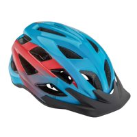 Schwinn Breeze Youth Bicycle Helmet, ages 8 and up, Blue / Red