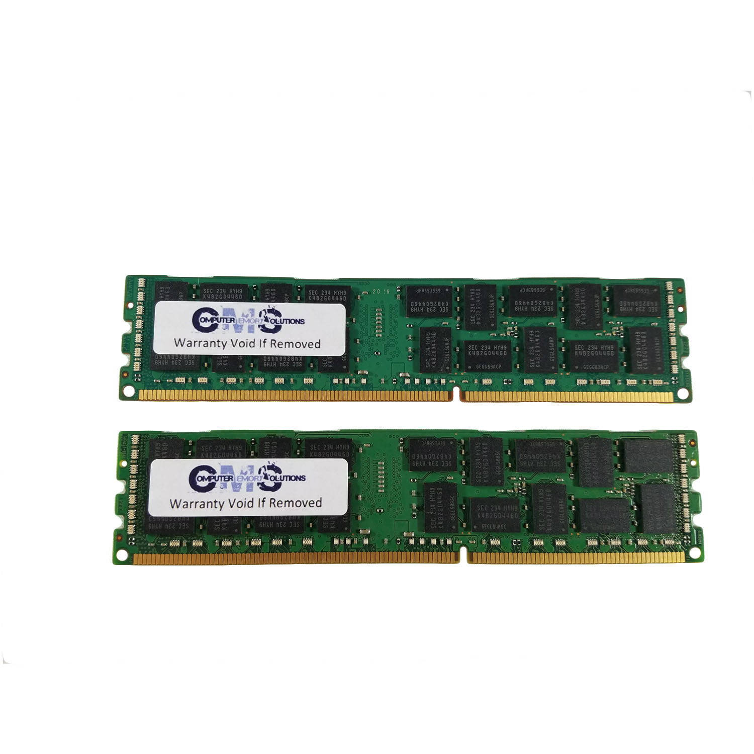 16Gb (2X8Gb) Ram Memory For Hp/Compaq Proliant Sl270S Gen8 (G8) EccR For Server Only By CMS B21