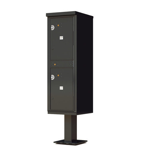 Florence Mailboxes 1590V2 Outdoor Parcel Locker