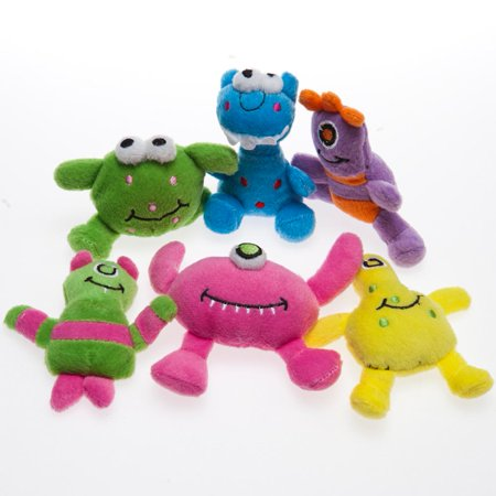 Plush Animals Wholesale (Plush Little Monster)