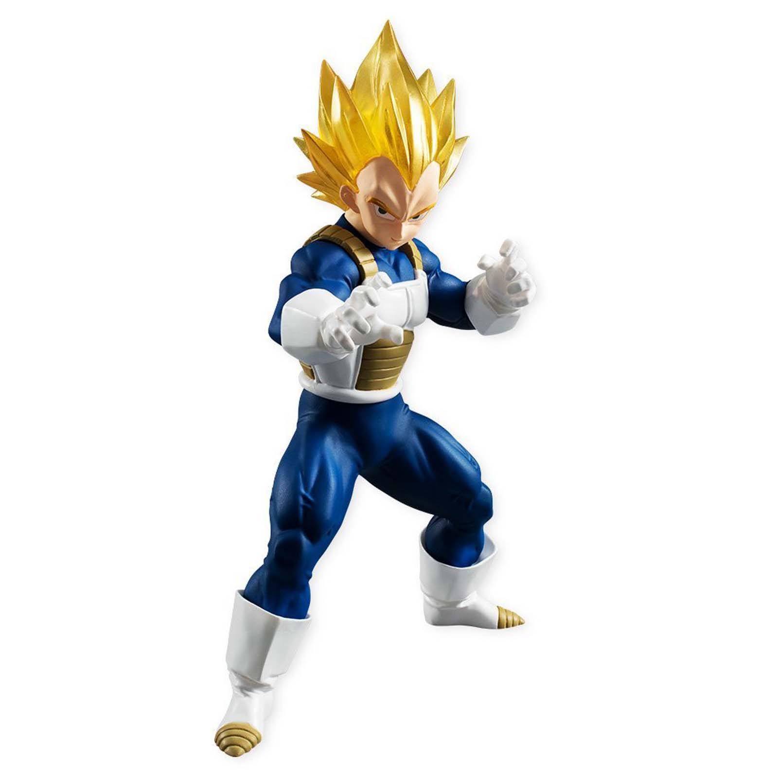 Bandai Dragon Ball Z Styling Vegeta Action Figure by Bandai