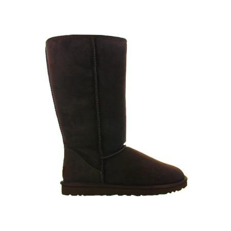 00543929731 Womens UGG Classic Tall Chocolate Brown Boot 5815W-CHO