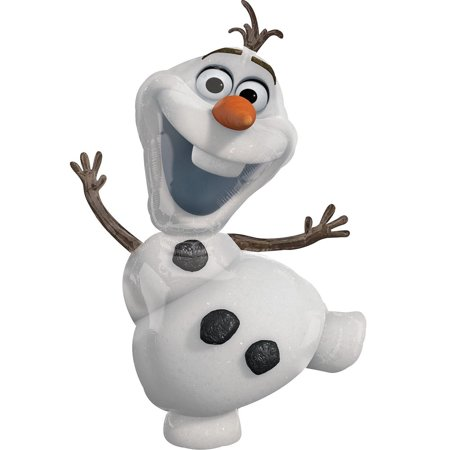 Disney Frozen Olaf Foil Balloon 41