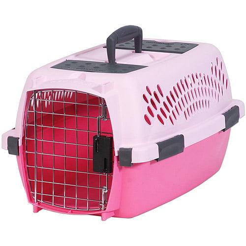 Aspen Pet Pet Porter Fashion Pet Carrier by Doskocil Manufacturing dba Petmate