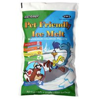 Road Runner 20 LB Pet Friendly Ice Melt Safer For Pets Paws