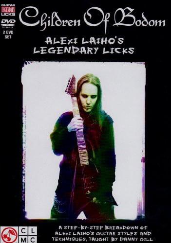Children of Bodom Legendary Licks by Cherry Lane