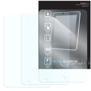 Apple iPad Pro MiniGuard HD Screen Protector Ultra Crystal Clear, Thin, 99% Touch Screen Accurate (3x Pack)