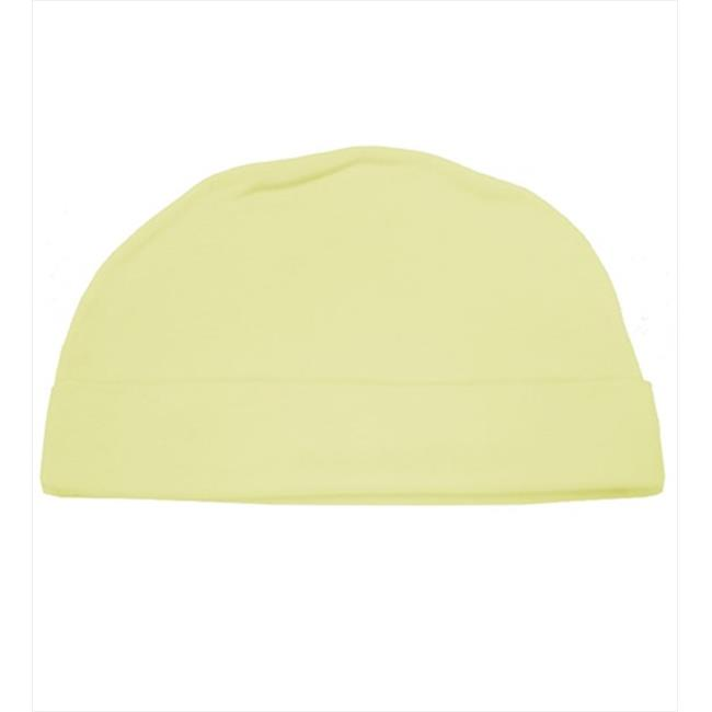 CoverYourHair 50319 Cream Soft Cotton Baby Hat