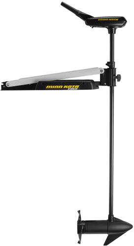 "Minn Kota Edge 55 Bow-Mount L&D Hand Control Freshwater Trolling Motor, 52"" Shaft, 55 lbs Thrust, 12V by Johnson Outdoors"