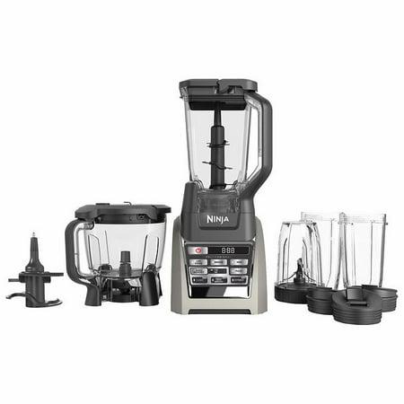 Ninja mega kitchen system 1500 food processor blender for Ninja bl773co mega kitchen system 1500w