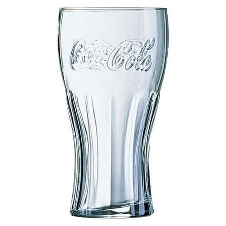 Luminarc coca cola contours - Verre coca cola luminarc ...