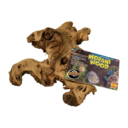 Reptile Mopani Wood (Mopani Wood, Aquarium Tag,)