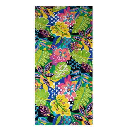 Mainstays Tropical Beach Towel