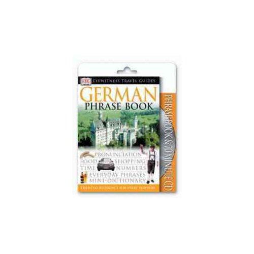 Eyewitness German Phrse Book