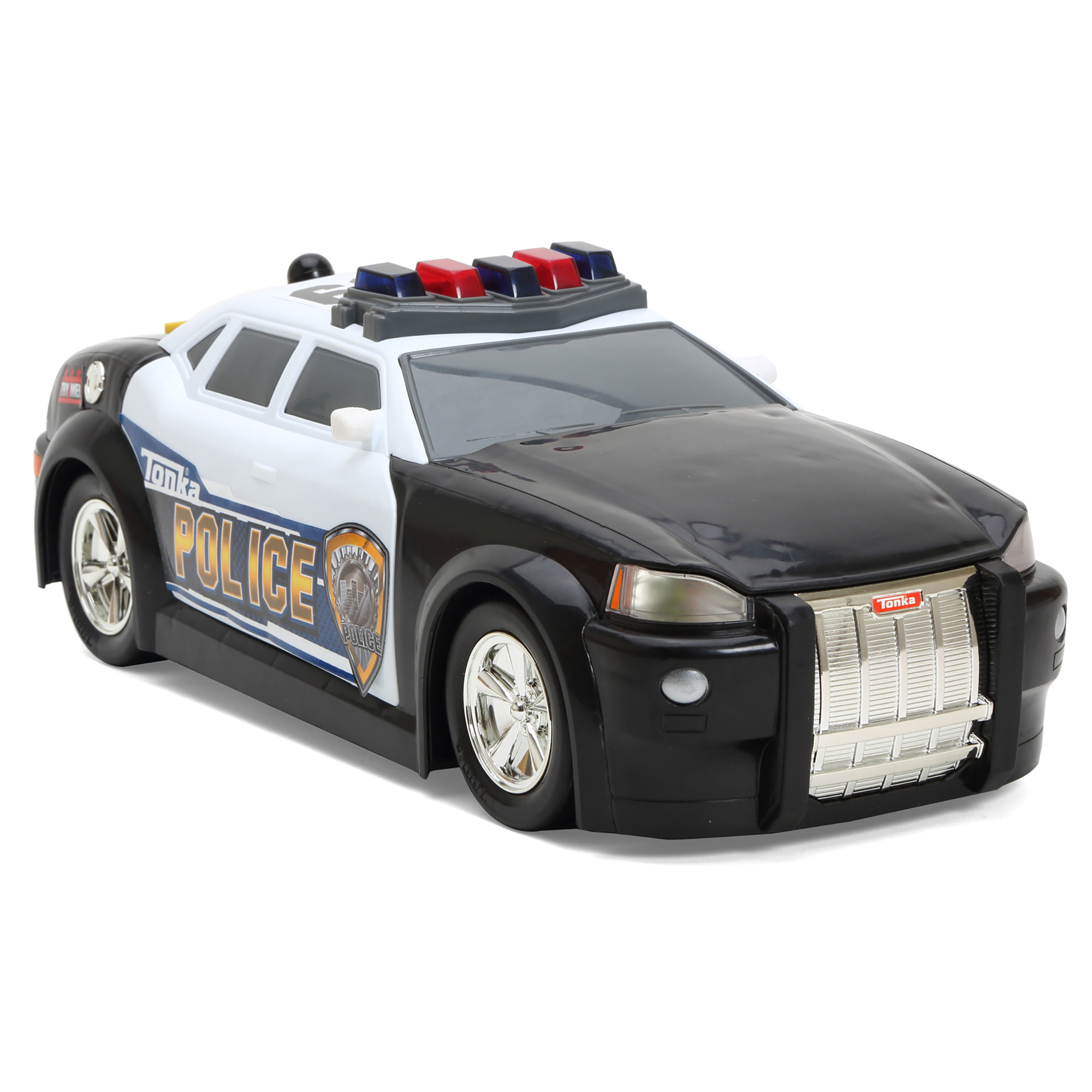 Funrise Toy - Tonka Mighty Motorized Police Cruiser