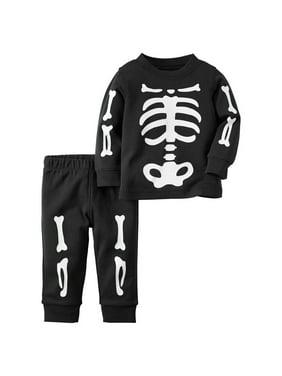 d46ea98a233a Carter s Baby Girls Pajamas - Walmart.com