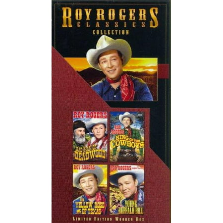 Roy Rogers Classics Collection (Unrated) (DVD)