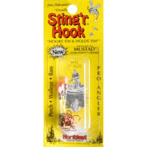 Northland Tackle Sting'r Hook, 5pk