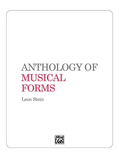 Anthology of Musical Forms by
