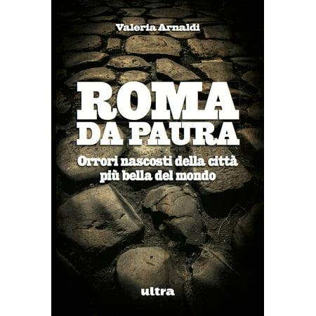 Roma da paura - eBook - Scherzi Halloween Da Paura