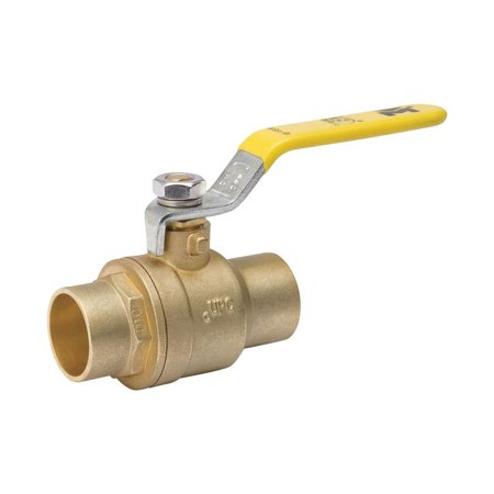 """Mueller Ball Valve With Packing Gland < 0.25 % Lead Heavy Duty 4 """" Ips Vinyl Boxed"""