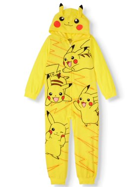 Boy's Pokemon Pajama Blanket Sleeper (Little Boy & Big Boy)