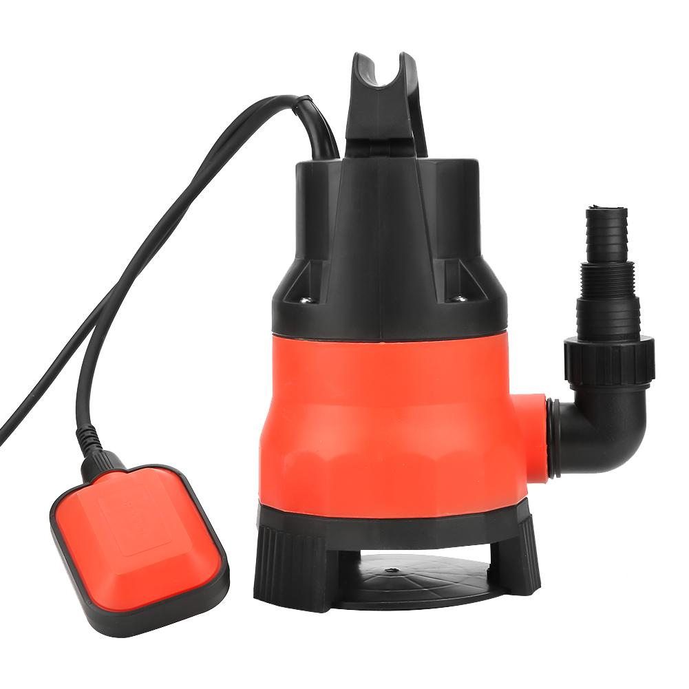 400W Submersible Dirty Water Pump Garden Flood