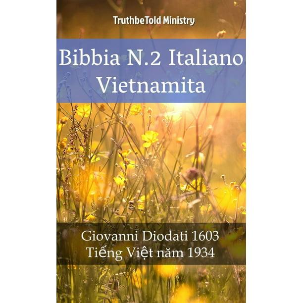 Bibbia N.2 Italiano Telugu