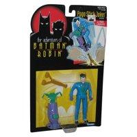 DC Adventures of Batman & Robin Pogo Stick Joker Kenner Figure