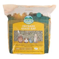 Oxbow Pet Products Orchard Grass Dry Small Animal Food, 40 oz.