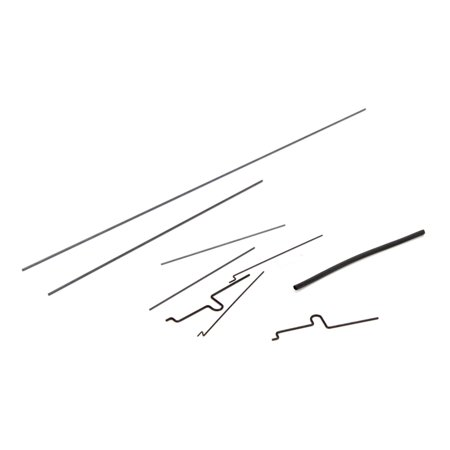 E-flite Pushrod Linkage Set: UMX Yak 54 180, (Yak 54 Cowl)