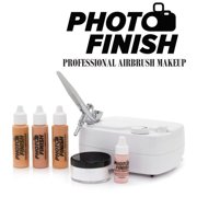 Best None Airbrush Makeup Kits - Photo Finish Professional Airbrush Cosmetic Makeup System Kit Review