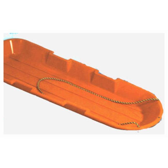 Emsco Group 1140-123 48 in. Snow Twin Poly Toboggan Pack Of 12 by