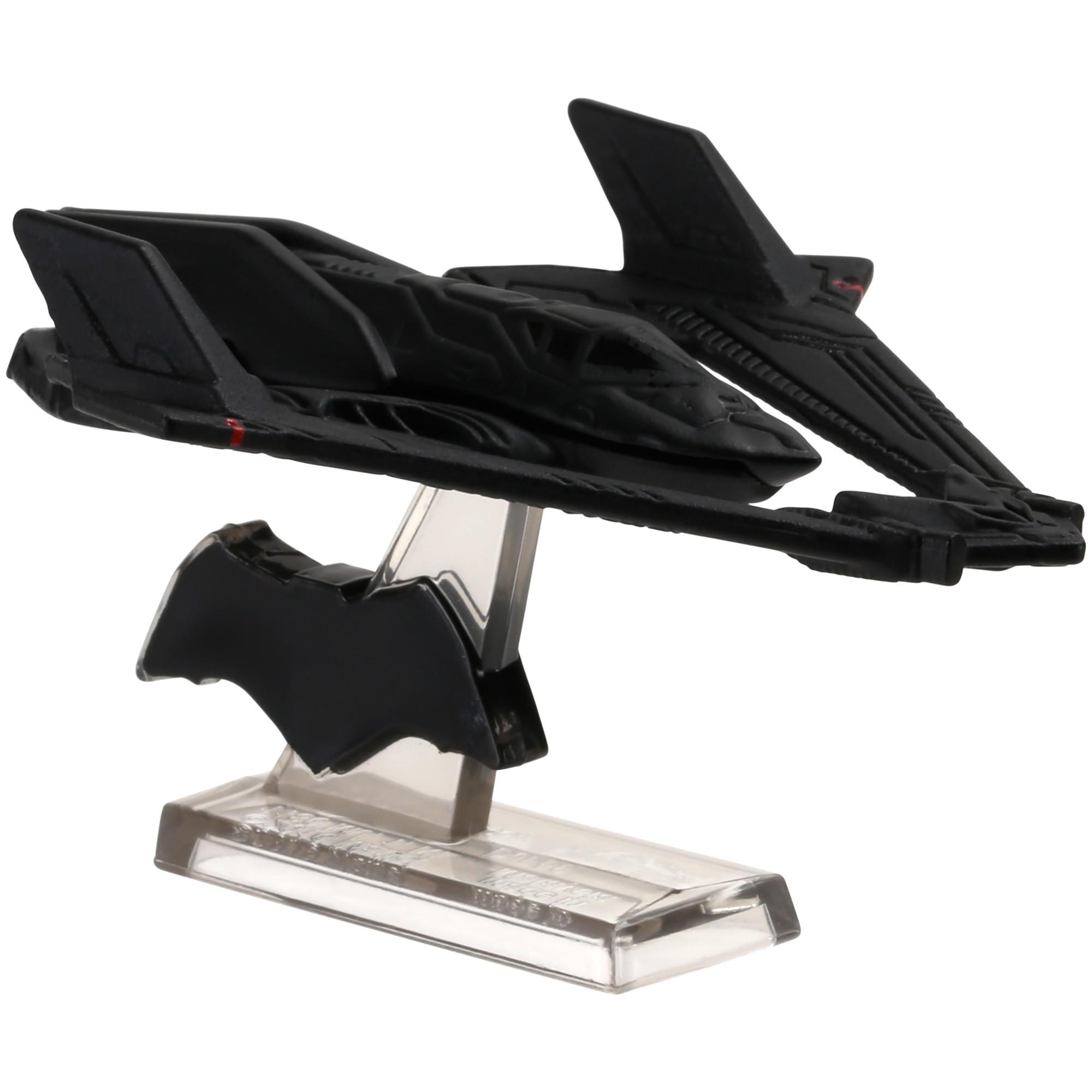 Hot Wheels Diecast 1:64 Scale Bat Wing Vehicle by Mattel