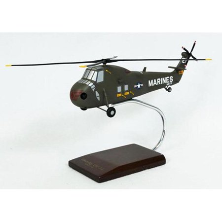 Daron Worldwide Sikorsky Aircraft UH-34D Sea Horse Model Airplane