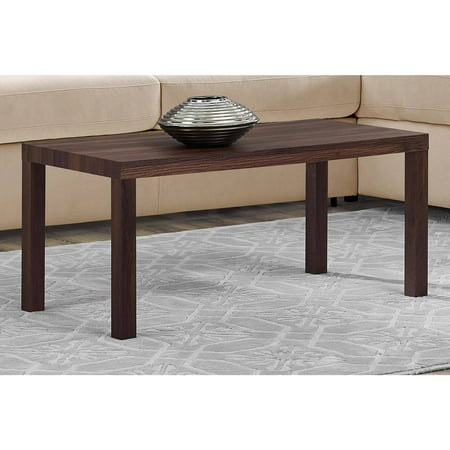 Mainstays Parsons Rectangular Sy Coffee Table Canwal