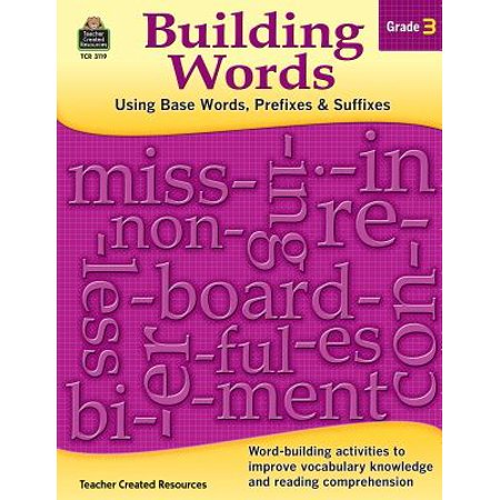 Building Words: Using Base Words, Prefixes and Suffixes Gr (Words That Start With The Prefix Non)
