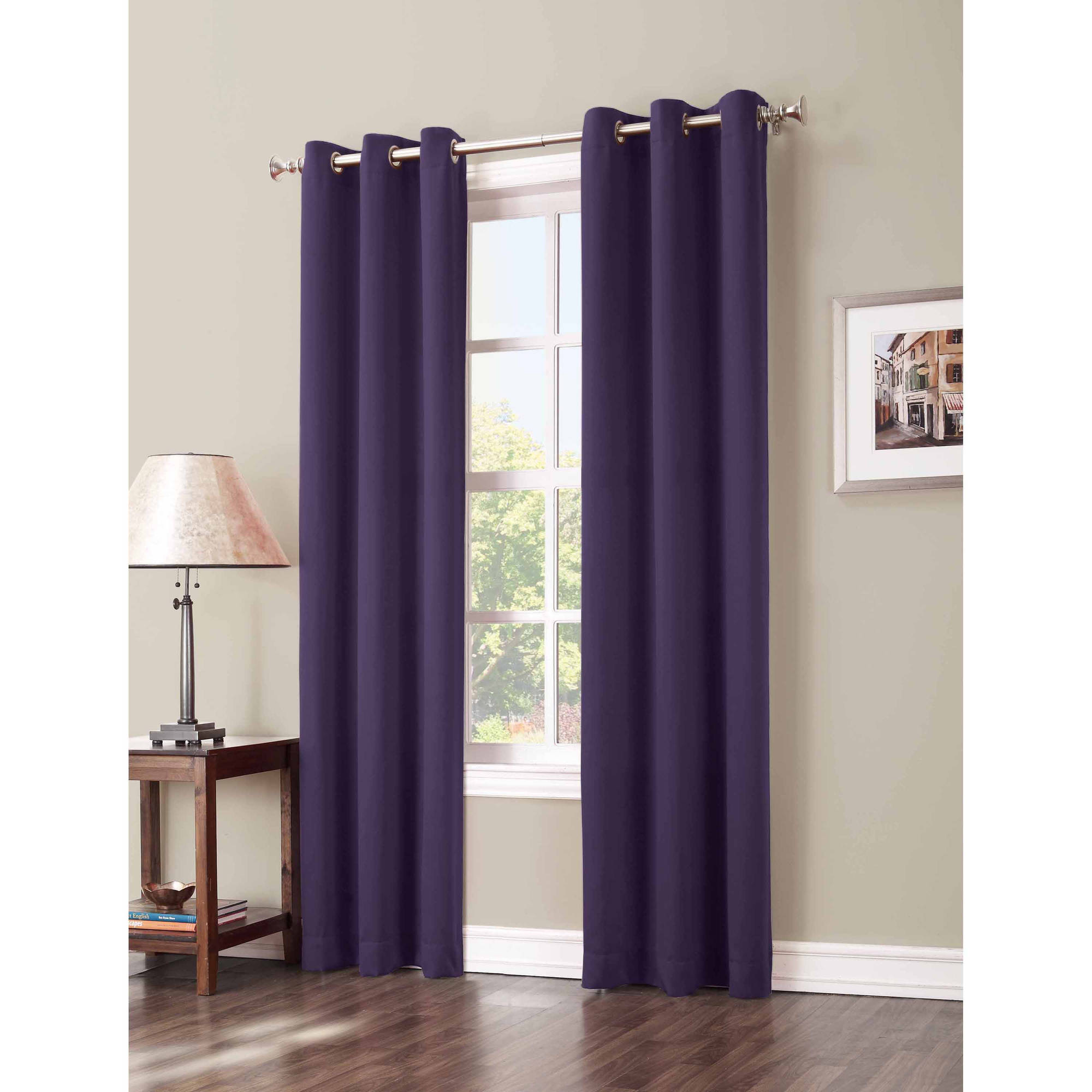 roth oberlin panel panels cotton back shop single light tab navy allen pd filtering curtains curtain in