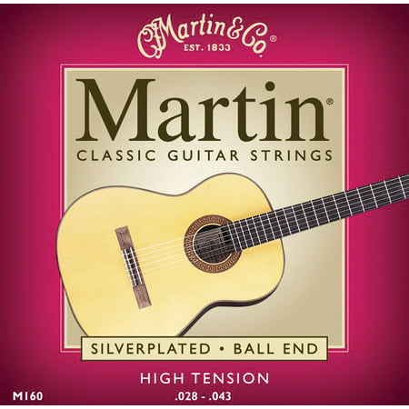 Martin Ball End High Tension Classical Guitar (High Tension Ball)