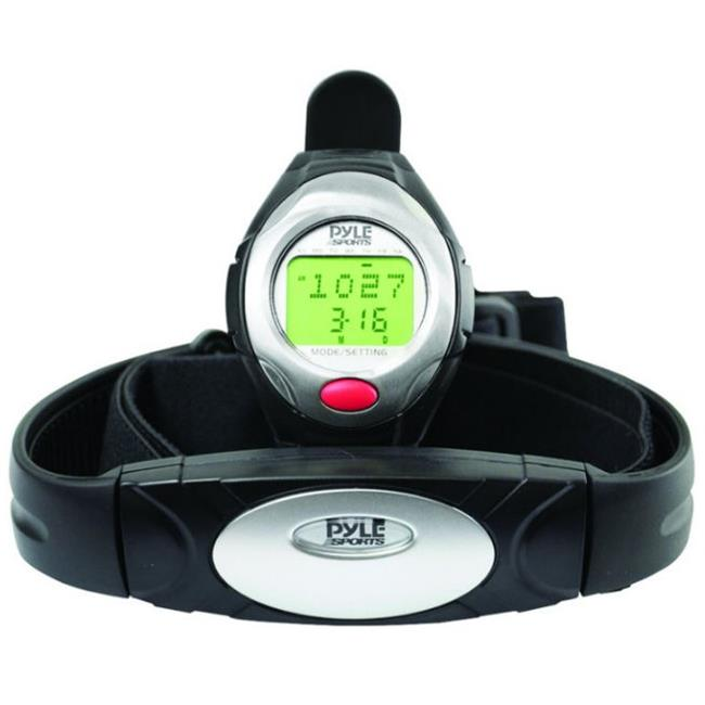 Pyle One Button Heart Rate Sports Watch - PHRM40