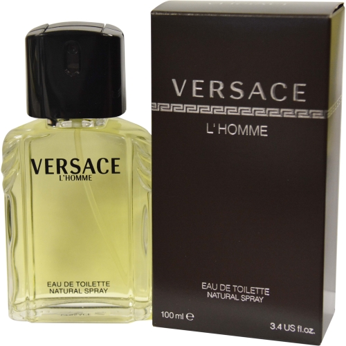 Versace L'homme Edt Spray 3.4 Oz By Gianni Versace