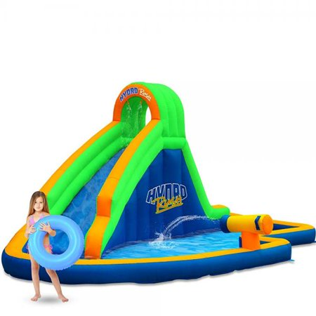 Blast Zone Hydro Rush Inflatable Water Park (Blast Inflatable)